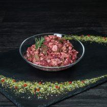 Kronfleisch-Pansen-Mix vom Bio-Rind, gewolft