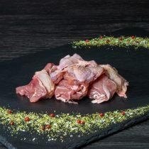 Brustfleisch vom Bio-Huhn stückig, 1000g