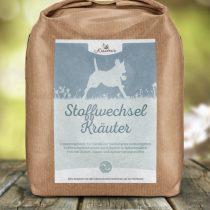 Stoffwechsel-Kräuter für Hunde, geschnitten – 250g