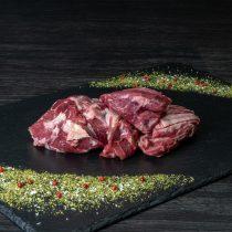 Muskelfleisch vom Bio-Schaf, stückig – 1000g