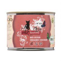 catz finefood Bio-Huhn – 85g, 200g