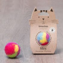 Katzenspielzeug FILZY von Treusinn