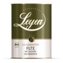 Bio-Pute mit Bio-Zucchini und Bio-Amaranth von Leyen – 410g
