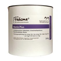 Biotin Plus von Pahema – 200g