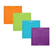 LickiMat® Soother – verschiedene Farben – 20x20cm