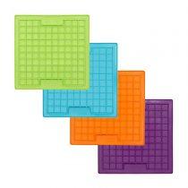 LickiMat® Playdate – verschiedene Farben – 20x20cm
