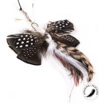 Exotic Butterfly-Anhänger für Katzenangel von Profeline